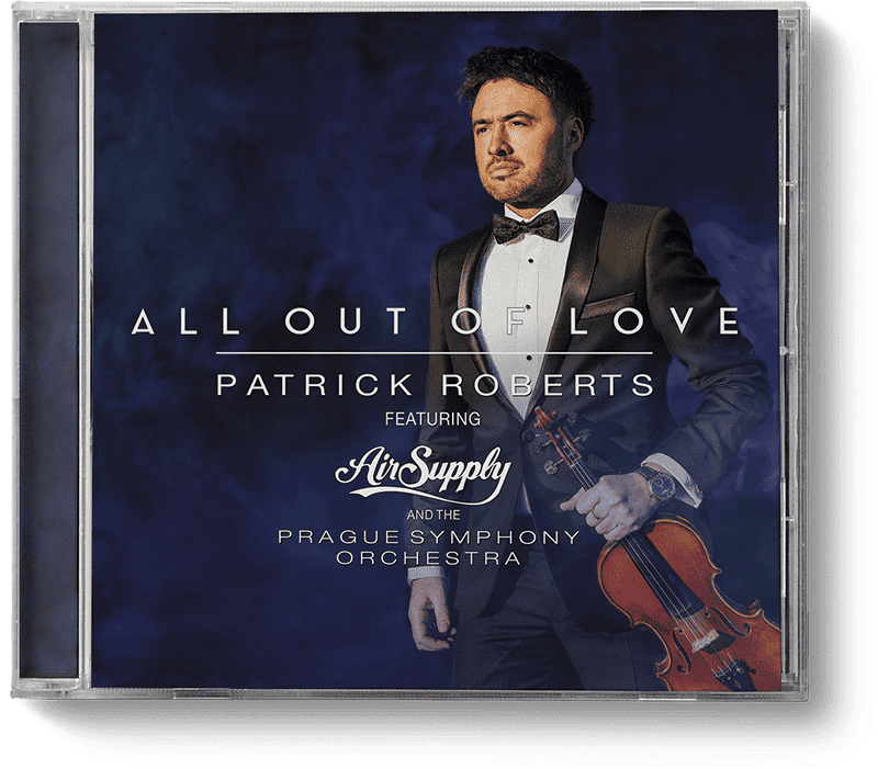 All Out Of Love - Patrick Roberts