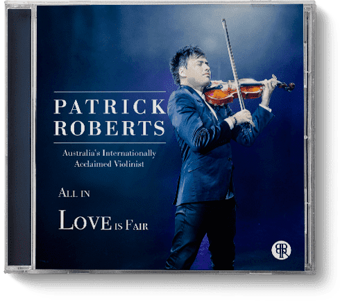 Patrick Roberts - All In Love Is Fair